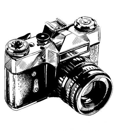 depositphotos_25434175-stock-illustration-vintage-old-photo-camera-vector